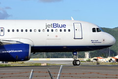 jetBlue Airways - Airbus A320-232 - N612JB - Blue Look Maaahvelous - Princess Juliana International Airport (SXM) - St. Maarten - May 8, 2010 DSC_0265 RT CRP (TVL1970) Tags: airplane geotagged saintmartin nikon aircraft aviation stmartin airbus jetblue stmaarten sxm airliners a320 iae sintmaarten netherlandsantilles airbusa320 tncm mahobeach princessjulianainternationalairport gp1 d90 a320200 a320232 airbusindustrie jetblueairways v2500 airbusa320232 princessjulianaairport airbusa320200 iaev2500 nikond90 v2527a5 v2527 nikkor18105mmvr 18105mmvr nikongp1 internationalaeroengines n612jb bluelookmaaahvelous