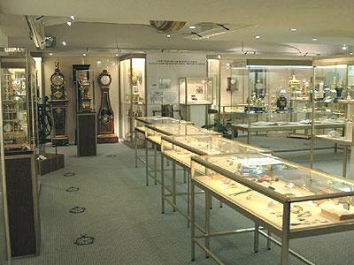 バイヤー時計博物館