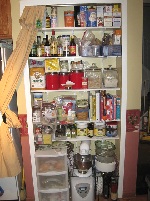 Pantry Commentary 2010