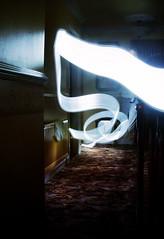 139-365 Call it a technical exercise (jonnygraham) Tags: lighting light 20d home lines painting flow dance movement long exposure paint jonathan line hallway landing single twirl jonny swirl 365 graham 28135mm