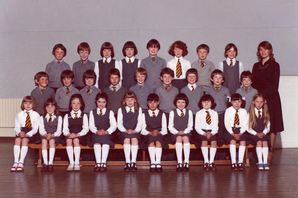 Cardonald Primary 1979