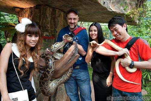 Group Shot - Snake