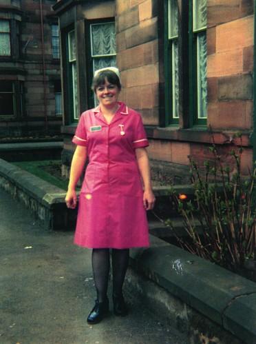Trainee Nurse