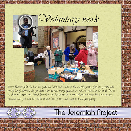 The Jeremiah Project LHS