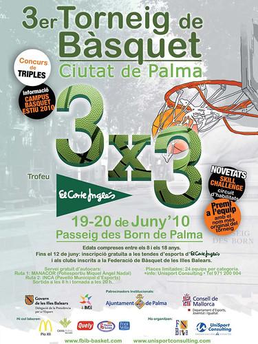 3r Torneig de Bàsquet Ciutat de Palma