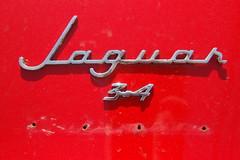Red Jaguar Mark 1: Chrome badge on the trunk/boot lid (Chris Devers) Tags: red two window car boston ma brighton mark massachusetts chrome 1958 1957 british jaguar bostonma 2009 42 samuels sportscar 1959 allston markii britishcar marki mark1 allstonma jaguaretype markone brightonma jaguarmarkii cameranikond50 marktwo jaguaretype42 etype42 exif:exposure_bias=0ev exif:exposure=0005sec1200 exif:focal_length=44mm exif:aperture=f71 lens18200vr camera:make=nikoncorporation jaguarmarki jaguarmarktwo jaguarmark1 jaguarmarkone exif:flash=offdidnotfire samuelsjaguar samuelsjaguarmotors samuelsjaguarmotorsltd camera:model=nikond50 meta:exif=1274469104 exif:orientation=horizontalnormal exif:lens=18200mmf3556 exif:filename=dscjpg exif:vari_program=auto exif:shutter_count=44021 meta:exif=1350398270