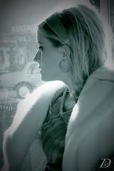 Brittany Kent (Diana Childers) Tags: portrait texture vintage photography selftaught 1960s modelmayhem dilder dianachilders