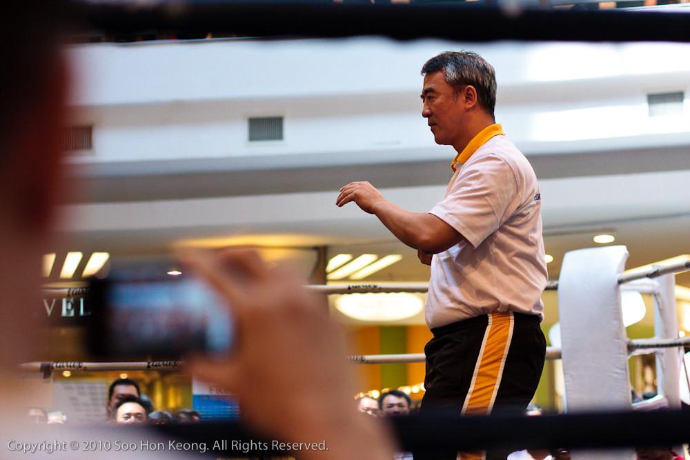 Wing Chun Demo @ 1Utama, KL, Malaysia