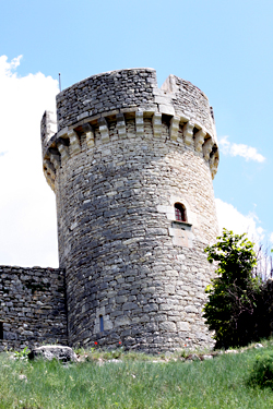 chateau tower