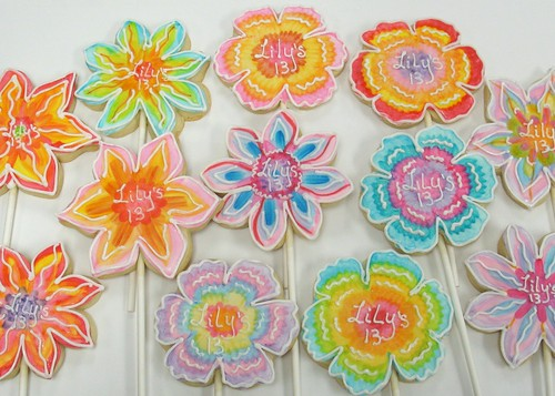 [Image from Flickr]:Lily is 13!- party favors