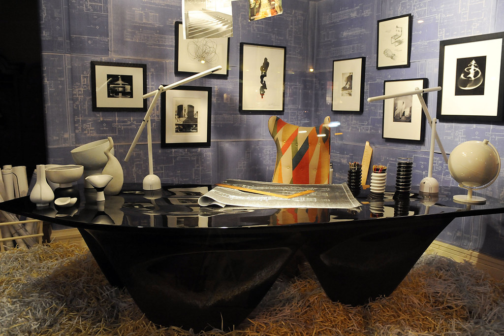 Window Displays Featured At The Legends of La Cienega: Celebrate Hollywood