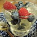 Broken Jellied Fruit with Summer Fruit
