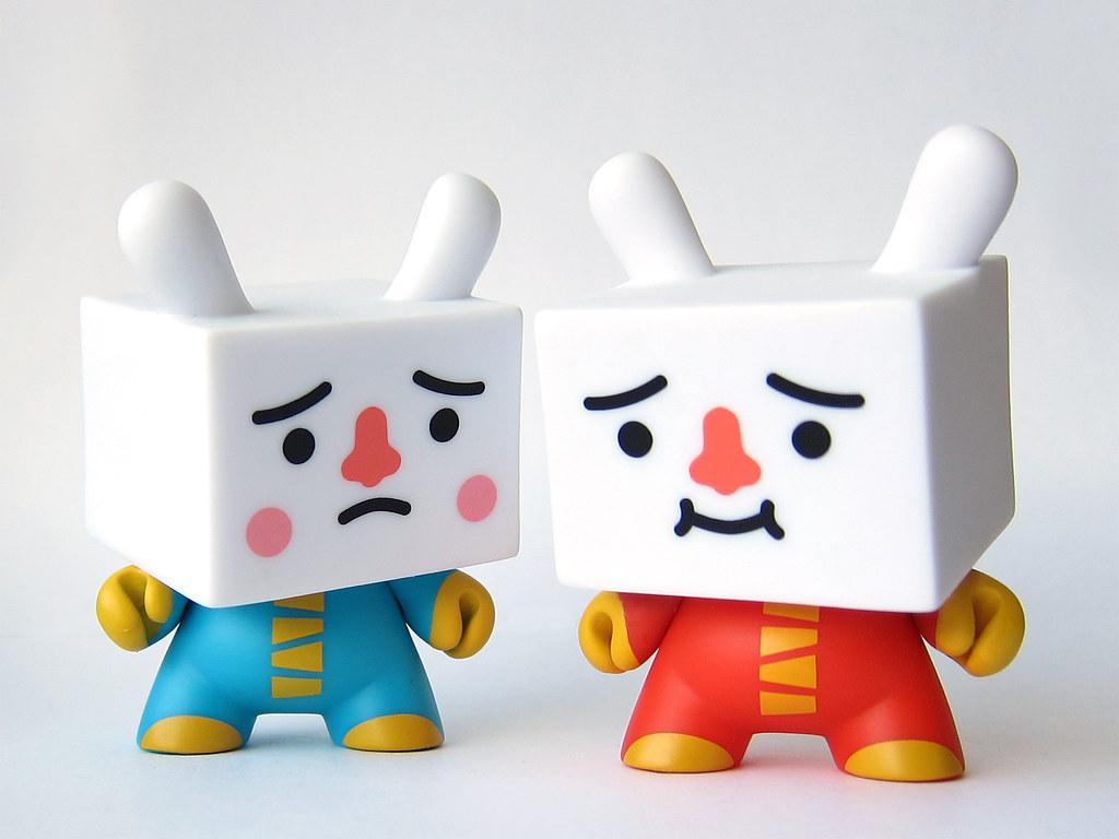DevilRobots Tofu Dunny