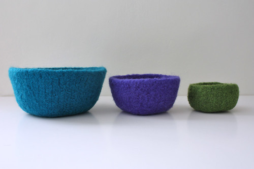 Nested bowls.