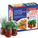 Ch-Ch-Ch-Chia! Chia has now has a gourmet herb garden that's perfect for the beginner gardener, these plants will come in handy at dinnertime too.  Gourmet Herb Garden $19.99 at www.drugstore.com