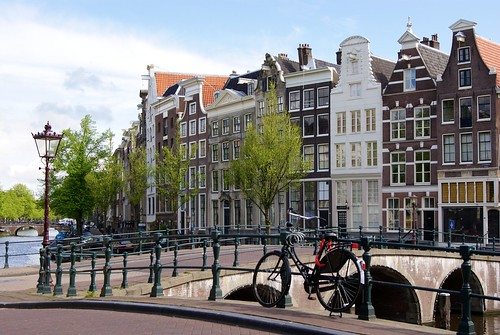 Amsterdam canals and canal houses by Raul DS, on Flickr