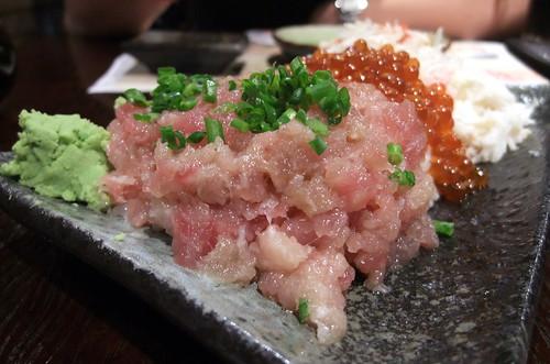 Bukkake Sushi