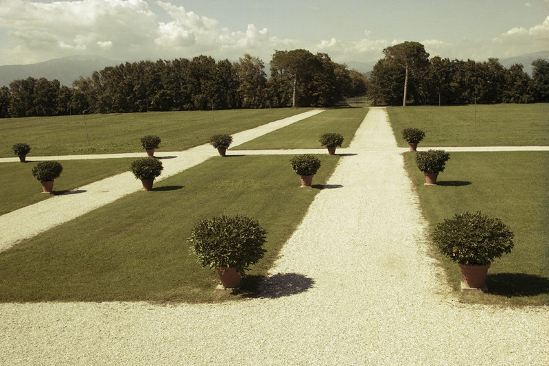 Gardens of Villa Emo (Fanzolo, Trevio)