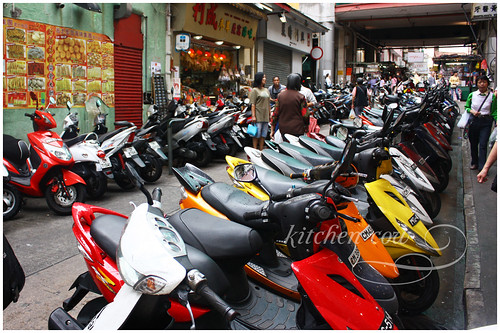 Scooter / Bike Country