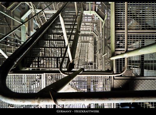 Germany - Heizkraftwerk