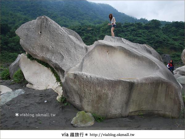 【花蓮旅遊】暑假玩花蓮最消暑的玩法~秀姑巒溪泛舟啦!28