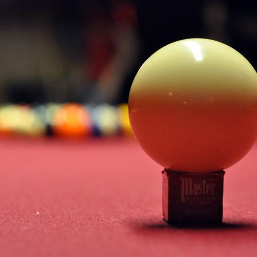iPad Wallpaper: Billiards