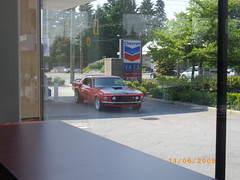 Ford Mustang (Foden Alpha) Tags: canada ford maple bc britishcolumbia columbia ridge british mustang mapleridge
