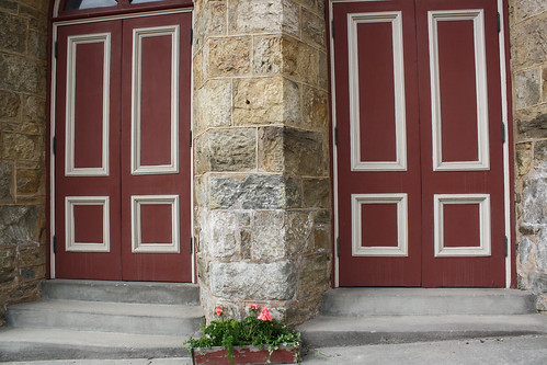 Opera House Doors