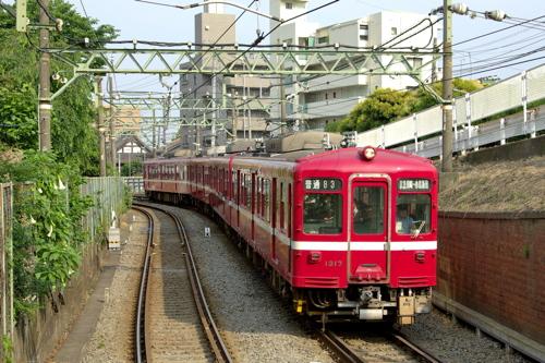♪赤い電車は白い線〜京急1000形が引退へ