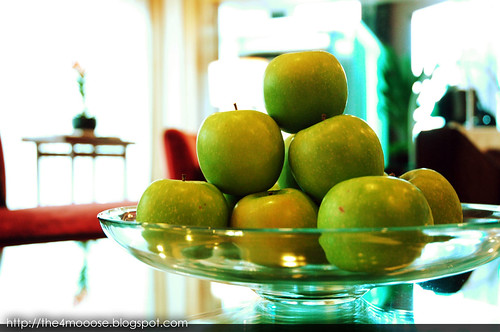 Ascott Raffles Place - Green Apples