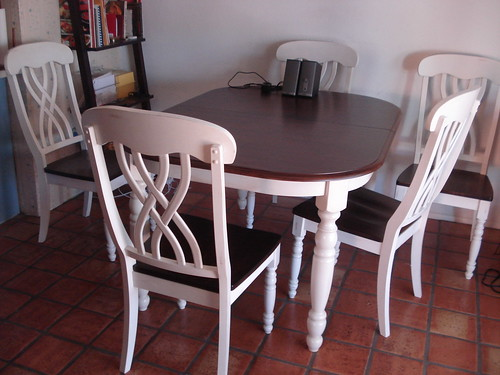 New Dining Set