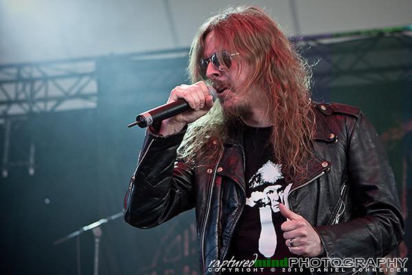 Mikael Åkerfeldt - Bloodbath - Rock Hard Festival 2010 - rhf2010