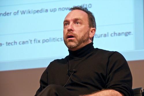 Jimmy Wales 2010