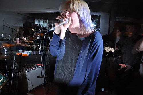 White Lung at Nine