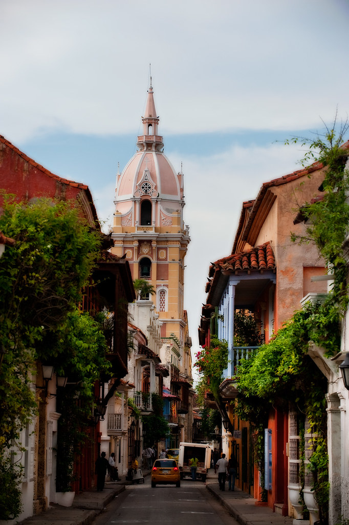 The Old City Of Cartagena Celebrated
