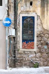arabisches Viertel von Haifa