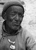 Buddhist Monk at Ladakh (Sandeep Thoppil) Tags: old india man face buddhist culture monk kashmir incredible ladakh jammu relegion ladakhi wringles flickraward