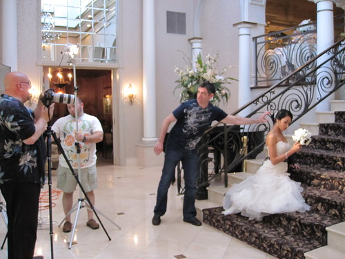 Contemporary Bride Photo Shoot