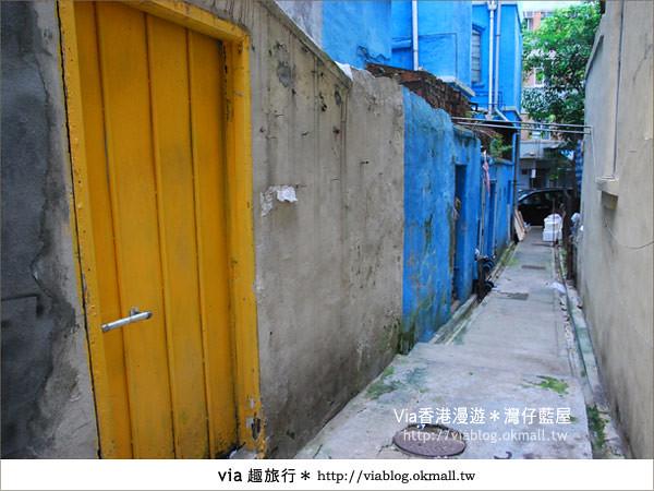 【香港旅遊景點】via香港趴趴走~灣仔藍屋|灣仔民間生活館16