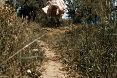 footloose and fancy-free (enjoythelittlethings) Tags: self canon jump air skirt barefeet 365 tra lovedit suhweet juneisforjumping oldironbridgearea totallyradactionssample