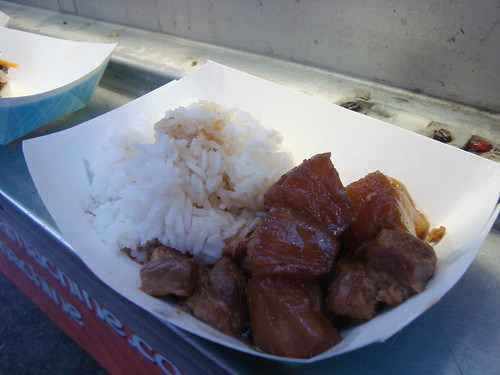 Pork and Pineapple Adobo @ Manila Machine