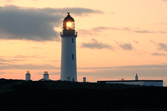 Sunrise at the Mull of Galloway lighthouse, Scotland's most southerly point. (iancowe) Tags: morning lighthouse sunrise dawn scotland scottish stevenson gloaming dumfriesandgalloway nlb mullofgalloway drummore wbnawgbsct
