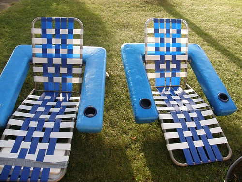 minnesota lake house chairs.