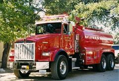 Lakeshore Fire Dept Water Tender 870 (LeafsHockeyFan) Tags: rescue fire fireengine firedept kenworth