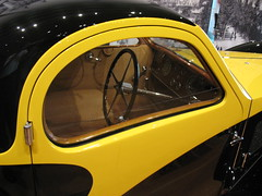 auto atlanta black art classic car leather yellow ga georgia design high automobile antique atl custom bugatti touring allure musem luxurious atalante hoyasmeg