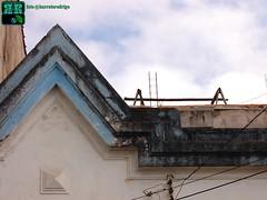 Triângulos detalhes - Vl Maria Zelia 003 (barreto-rodrigo) Tags: arquitetura brasil sãopaulo escola architeture antigo casarão abandono abandonado vilamariazélia