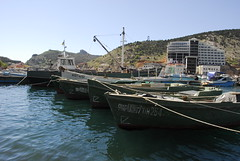 Balaklava Boats (Gunnar the Grey) Tags: sevastopol crimea