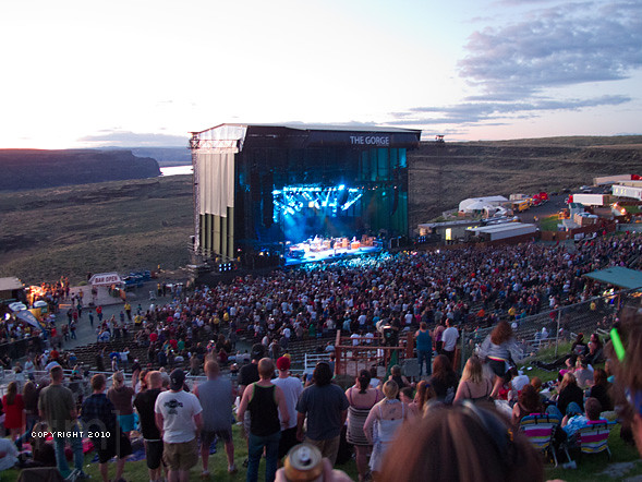 Tom Petty at The Gorge
