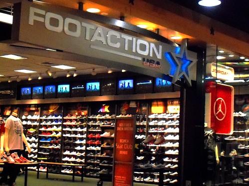 Footaction Logo
