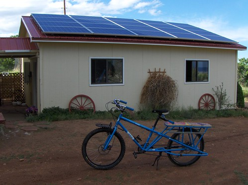 Mundo V3 and Solar Panels